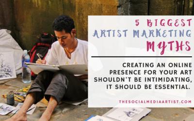 5 Biggest Artist Marketing Myths