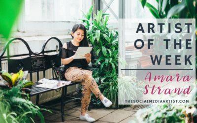 Artist of the Week – The Artwork of Amara Strand